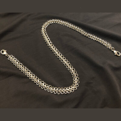 ShowBee Starring Silver Fantasy chain - make your ShowBee outstanding
