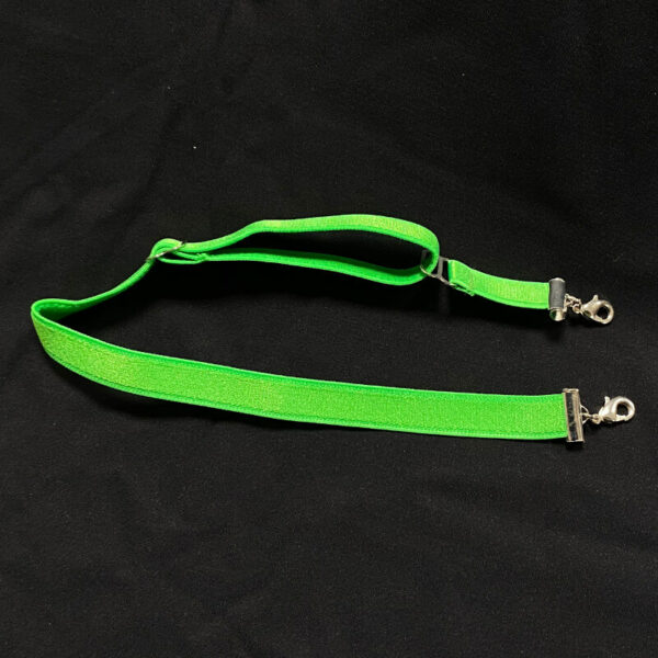 ShowBee colored strap Key Lime green - add some color to your ShowBee