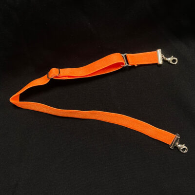 ShowBee colored strap Florida Orange - add some color to your ShowBee